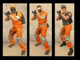 Террористы в биокостюмах