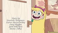 S2E19 Star Butterfly pokes into Marco's bedroom
