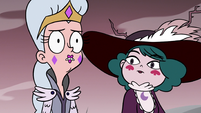 S3E36 Queen Moon 'but what is she eating?'