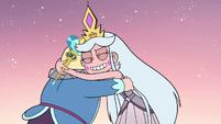 S3E2 Queen Moon hugging River Johansen