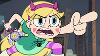 S3E32 Star Butterfly 'look what your painting did'