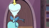 S3E28 Queen Butterfly slams her office door