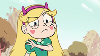 S2E6 Star Butterfly pulling her hand away