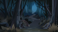 Diaz Family Vacation background - Forest of Death 2