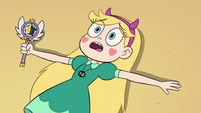 S2E14 Star Butterfly 'just stick with a narwhal blast'