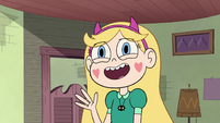 S2E1 Star Butterfly greets her mother