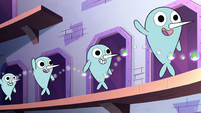 S2E22 Narwhals brightened by Top Hat's bubbles