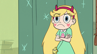 S2E40 Star Butterfly crosses her arms