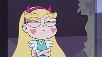 S3E37 Star narrows her eyes at Marco