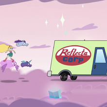 S3E35 Star and pony sisters catch up to the van.png