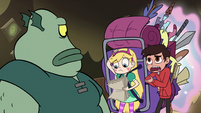 S2E28 Marco 'who writes warning notes in crayon?'