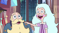 S3E25 King and Queen Butterfly laughing together