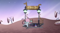 S4E17 Glossaryck and Meteora enter River of Time