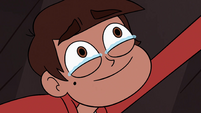 S4E2 Marco Diaz crying tears of happiness