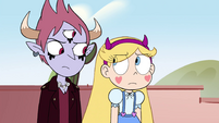 S4E29 Star and Tom looking confused