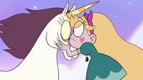 S3E23 Star and the unicorn face-to-face