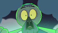 S2E2 Ludo gasping in complete shock