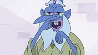 S3E11 Glossaryck picking his nose