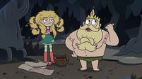 S3E27 King River 'that's supposed to say Bogbeast'