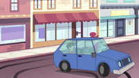 S2E24 Pony Head takes the car on a joyride