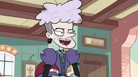 S2E36 Miss Heinous 'rip out Princess Marco's spine'