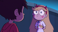 S2E39 Star Butterfly in wide-eyed nervousness