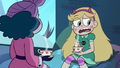 S3E18 Star Butterfly 'no, not exactly'