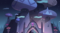 S2E40 Mewni on the night of Star's Song Day