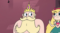 S3E27 Star Butterfly backs away from her father