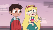 S3E14 Star Butterfly 'he's super cool'