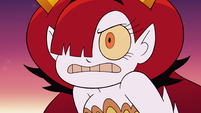 S3E22 Hekapoo getting mad at Marco Diaz