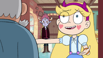 S4E29 Star Butterfly 'in the middle of something'