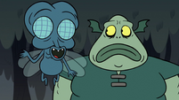 S2E12 Boo Fly covers for Buff Frog again
