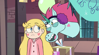 S3E25 Pony Head 'two boys are fighting over you'