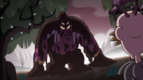 S4E24 Globgor appears covered in mud