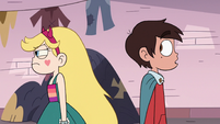 S3E14 Star Butterfly angrily walks away from Marco