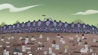 S4E33 Army of hundreds of Solarian Warriors