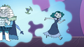 S3E29 Queen Eclipsa abandoning King Shastacan
