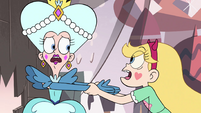 S4E1 Star Butterfly 'I need to queen-nap you!'