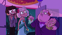 S2E27 Marco refuses a corsage from Principal Skeeves
