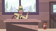 S2E10 Park ranger ticking like a clock