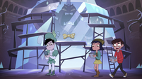 S4E24 Marco and Janna enter Globgor's chamber