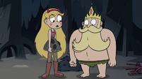 S3E27 Star hears Moon's voice in River's stomach