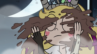 S3E27 Star Butterfly wipes more mud off her face