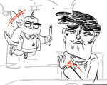Marco Jr. storyboard 2 by Ariel VH