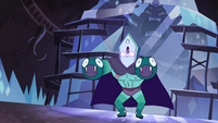 S4E4 Eclipsa as Rhombulus 'just hold on!'