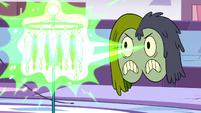 S4E21 Nightmare Dream blasts crystal lamp