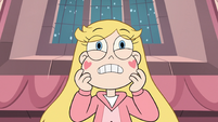 S3E25 Star Butterfly overcome with fear and shock