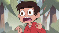 S2E10 Marco Diaz trying to stop Star Butterfly