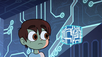 S2E17 Truth cube impressed by Marco's confession